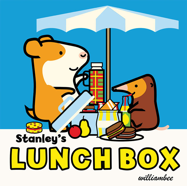 Stanleys Lunch Box Cover Art