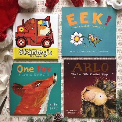 Holiday Gift Guide Youngest Readers