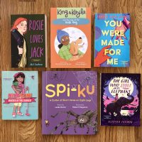 New Season YA and Middle Grade Books