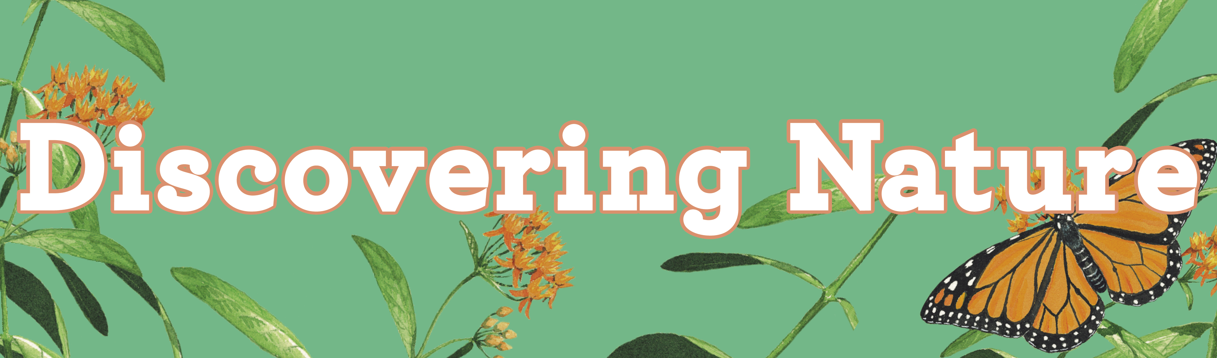 Discovering Nature Series Header