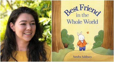 Sandra Salsbury Best Friend Whole World