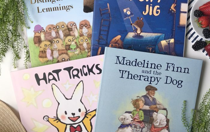 Picture Book Summer Reading