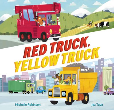 Red Truck Yellow Truck