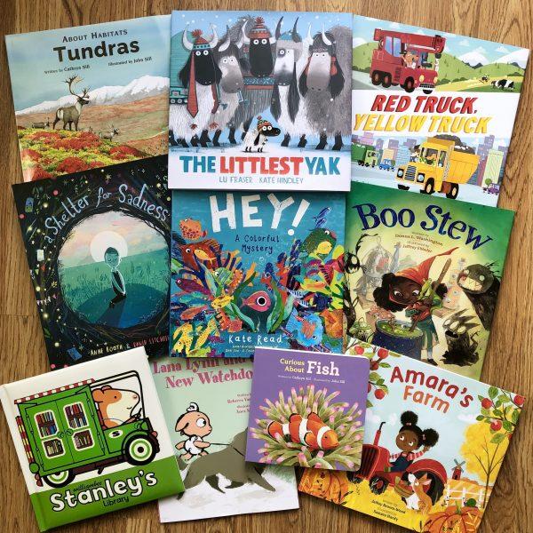 Fall Picture_Board Books