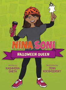 Nina Soni Halloween Queen