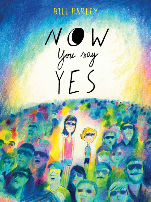 Now You Say Yes