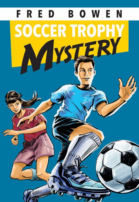 Soccer Trophy Mystery